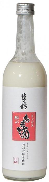信濃錦あま酒
